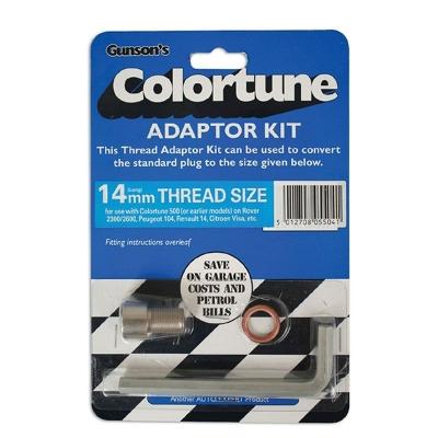 Kit adaptador M14 de rosca larga para Colortune.