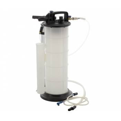 Extractor de aceite neumatico