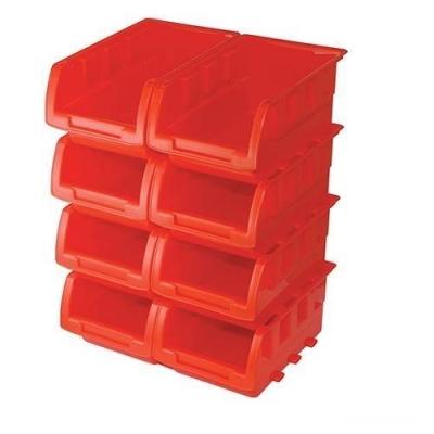 Cajas apilables para almacenaje