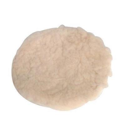 Funda lana con velcro para pulidora