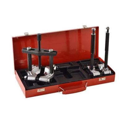 Extractor de rodamientos con 2 guillotinas. 11 pz.