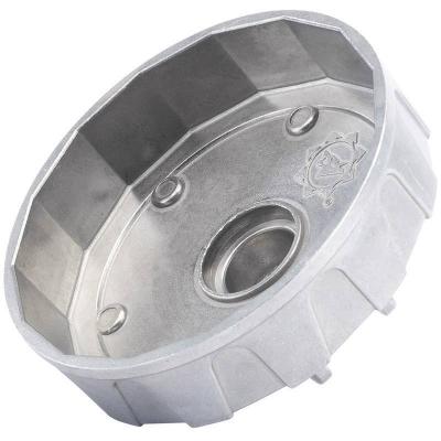Cazoleta para filtros de aceite. 100.5 mm. 15 caras