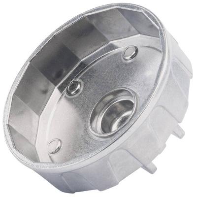 Cazoleta para filtros de aceite. 92 mm. 15 caras