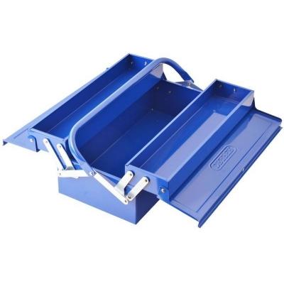 Caja de herramientas metálica. 11 Litros