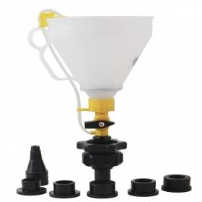 Kit universal para rellenar líquidos sin aire.
