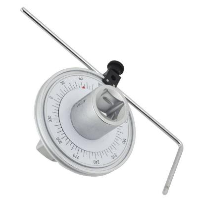 """Medidor de ángulo 3/4"""" para dinamométrica. Goniómetro"""