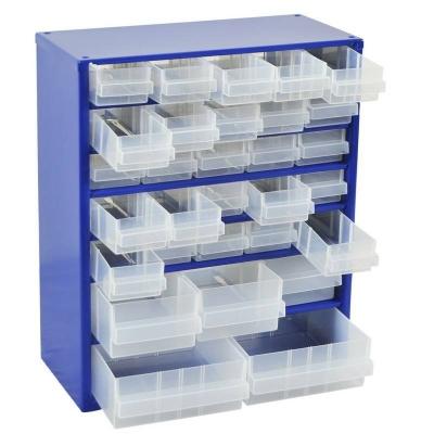Organizador de 30 cajones para consumibles