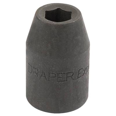 """Llave de vaso de impacto de 10 mm. 1/2"""". Hexagonal"""