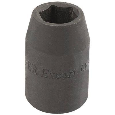 """Llave de vaso de impacto de 13 mm. 1/2"""". Hexagonal"""