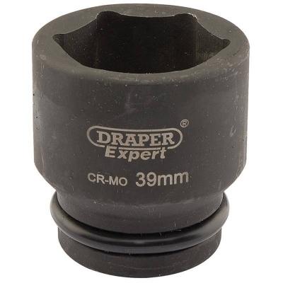 """Llave de vaso de impacto de 39 mm. 3/4"""". Hexagonal"""