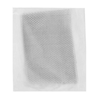 3 mallas de refuerzo para plástico. 100 x 60 mm.