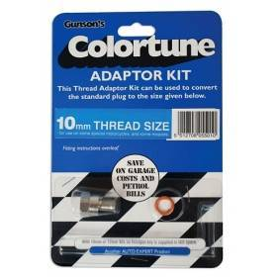 Adaptador para bujías de 10 mm. para Colortune