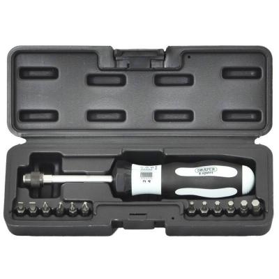 Destornillador dinamométrico Expert  y 12  puntas. (1-5 Nm)