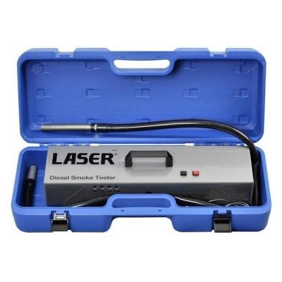 Analizador de gases de escape para motores diesel.