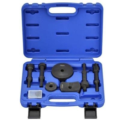 Juego de adaptadores para martillo neumático. 7 piezas