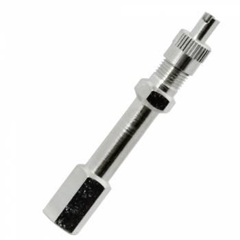 Alargador metálico para válvulas. 60 mm.