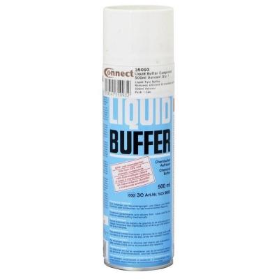 Limpiador químico para cámaras y cubiertas Liquid Buffer. 500 ml.