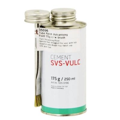 Líquido vulcanizante SVS-Vulc con pincel. 175 g.