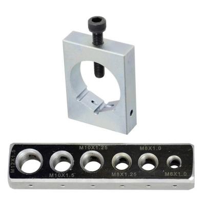 Kit para perforar tornillos y tuercas. 2 mm