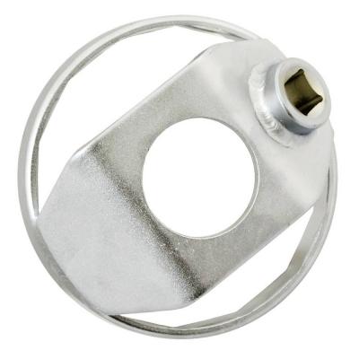 Cazoleta para filtros de aceite. 102 mm. 14 caras