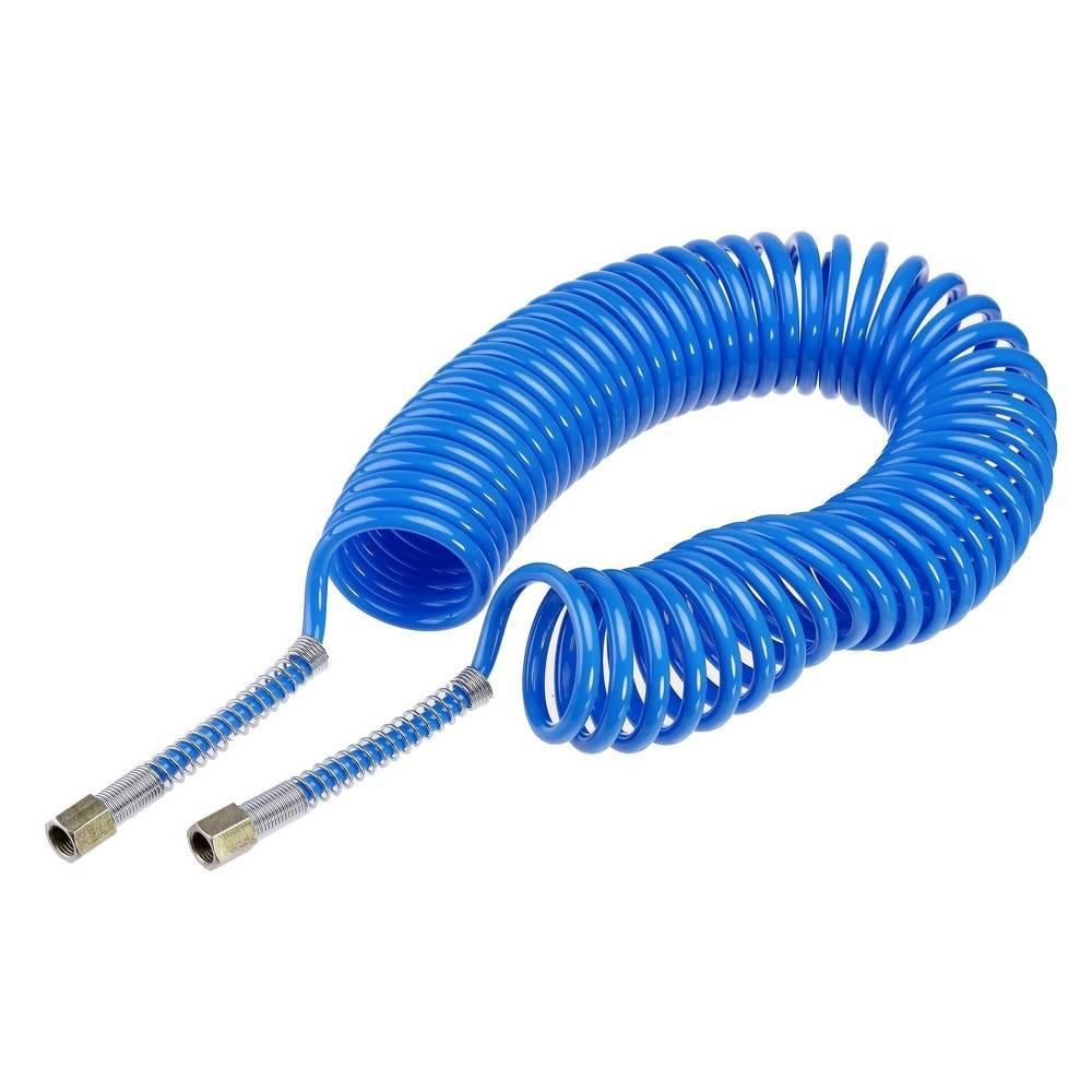manguera aire comprimido en espiral 10 metros bt ingenieros