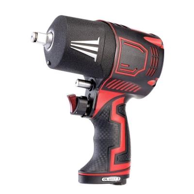 "Pistola de impacto composite 1/2"". 1288 Nm"