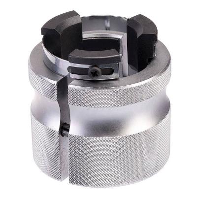 Instalador de retenes de horquillas ajustable. 35-45 mm.