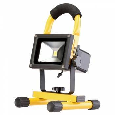 Foco portátil LED COB . Recargable