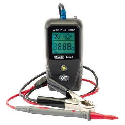 Tester comprobador de calentadores. 12 y 24V