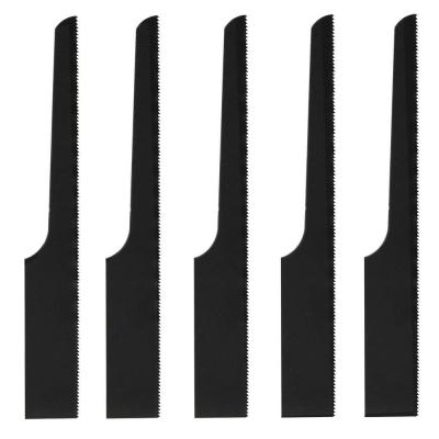 5 Hojas de recambio para sierra de carrocería
