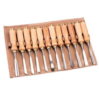 GubIas para tallar madera Expert. 12 Piezas