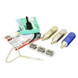 Kits de reparación de pinchazos